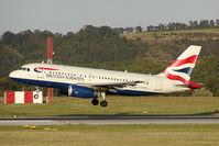 G-EUPJ @ VIE - British Airways Airbus 319