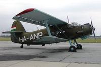 HA-ANP @ VIE - Antonov 2