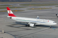OE-LAN @ VIE - Austrian Airlines Airbus 330-200