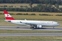 OE-LAM @ VIE - Austrian Airlines Airbus 330-200