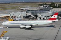 OE-LAK @ VIE - Austrian Airlines Airbus 340-300