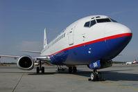 LN-BRI @ VIE - Braathens Boeing 737-400