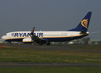 EI-DHV @ BOH - RYANAIR 737 - by barry quince