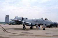 79-0219 @ FFO - A-10A celebrating 100 years of aviation - by Glenn E. Chatfield