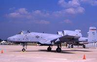 80-0191 @ DPA - A-10A on the ramp at high noon - by Glenn E. Chatfield