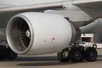 OE-LAO @ LOWW - Nr.1 Engine.