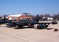 73-1064 @ PIA - OA-37B with the Illinois ANG - by Glenn E. Chatfield