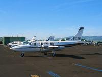N137N @ DVO - 1979 Aerostar 601P @ Gnoss Field (Novato), CA - by Steve Nation