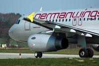 D-AGWC @ KRK - Germanwings - by Artur Bado?