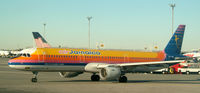 6Y-JMW @ JFK - Air Jamaica on the ramp