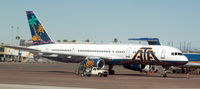 N514AT @ PHX - ATA on the ramp