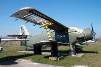 2919 @ GRZ - Antonov 2 - by Yakfreak - VAP