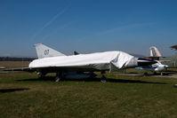 07 @ GRZ - ex Austrian Air Force Saab J 35 OE Draken