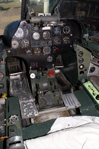 29541 @ GRZ - ex Austrian Air Force Saab J 29 Tunnan