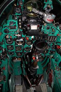 4406 @ GRZ - Hungarian AF Mikoyan Gurevich MiG 21 MF - by Yakfreak - VAP