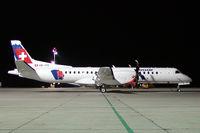 HB-IYG @ VIE - Crossair Saab 2000
