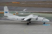 LZ-NHA @ VIE - Air Nove Antonov 26