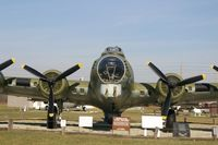44-83690 @ GUS - B-17G at Grissom AFB museum - by Glenn E. Chatfield