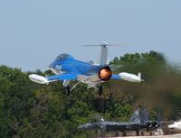 N104RB @ TIX - F-104