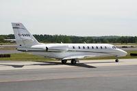 C-GAGU @ PDK - Taxing to Runway 2R - by Michael Martin