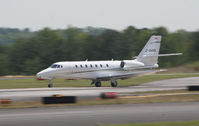C-GAGU @ PDK - Taking off from Runway 2R - by Michael Martin