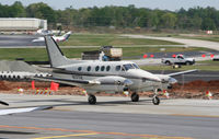 N122K @ PDK - Taxing past on going construction - by Michael Martin