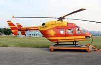 D-HECE @ EDTF - Eurocopter BK-117 B2 - by J. Thoma