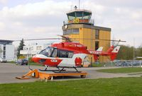 D-HQQQ @ EDTF - Eurocopter BK-117 B2 - by J. Thoma