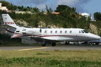 N1326A @ SXM - visitor - by Wolfgang Zilske