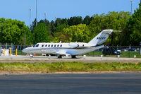 N62SH @ SMF - 2004 Cessna 525B from Hayward, CA in for maintenance @ Sacramento Metro Airport, CA