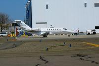 N107PT @ SMF - Papa tango LLC 2006 Cessna 525B in for maintenance @ Sacramento Metro Airport, CA