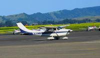 N182TV @ APC - Carter Flygare Inc. 1969 Cessna 182M from Sacramento Executive @ Napa, CA