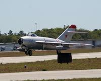 N217SH @ TIX - Mig-17 - by Florida Metal