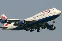 G-CIVL @ LHR - British Airways Boeing 747 - by Bernd Karlik - VAP