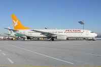TC-APU @ SZG - Pegasus Airlines Boeing 737-800