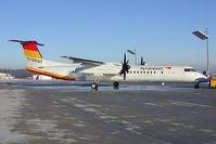 OE-LGD @ SZG - Tyrolean Airways Dash 8-400