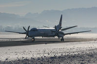 HB-IYB @ SZG - Crossair Saab 2000