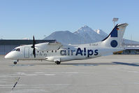 D-CALP @ SZG - Air Alps Dornier 328 - by Yakfreak - VAP