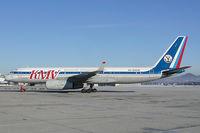 RA-64016 @ SZG - KMV Tupolev 204