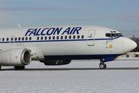 SE-DPC @ SZG - Falcon Air Boeing 737-300
