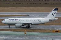 EP-IBP @ VIE - Iran Air Airbus 310