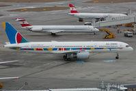 G-OOOA @ VIE - Air 2000 Boeing 757-200