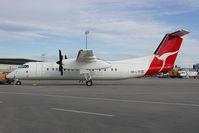 OE-LTF @ VIE - Qantas Dash 8-300