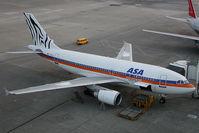 D-AHLA @ VIE - African Safari Airbus 310