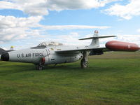 53-2494 @ BTV - Vermont ANG, Northrop F-89D (Scorpion) - by Timothy Aanerud