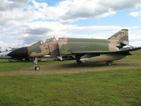 66-0240 @ BTV - Vermont ANG, McDonnell-Douglas F-4D (Phantom II) - by Timothy Aanerud