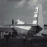 CF-KCL @ CYFC - N109K when it was CF-KCL with Conair - by Barrie MacLeod