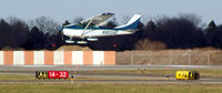 N9034G @ FRG - Skylane departing RWY 32