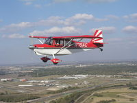 N79AC - Nice day for flying! - by L. Coltharp