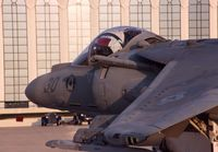 164560 @ DPA - AV-8B+2 in front of the Flight Center - by Glenn E. Chatfield